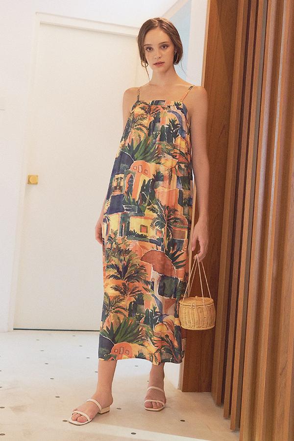 Halona Maxi Dress