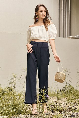 Campton Pants in Navy