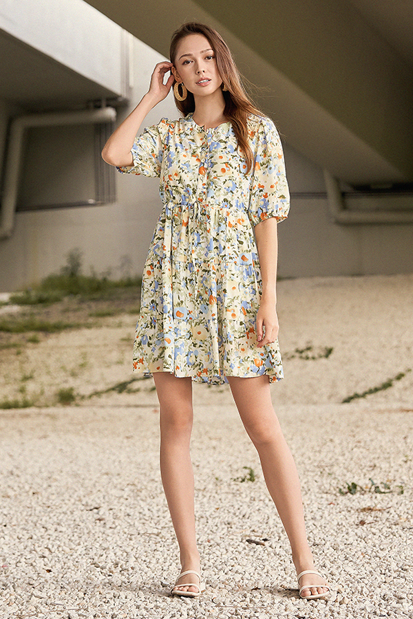 Kelise Babydoll Dress