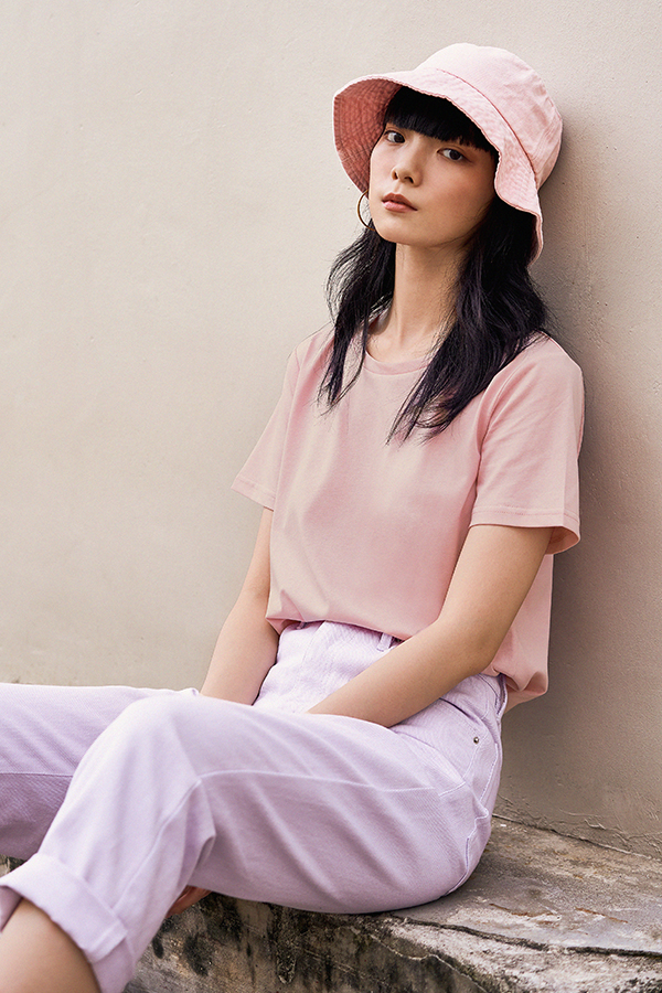 Andee Tee in Pink
