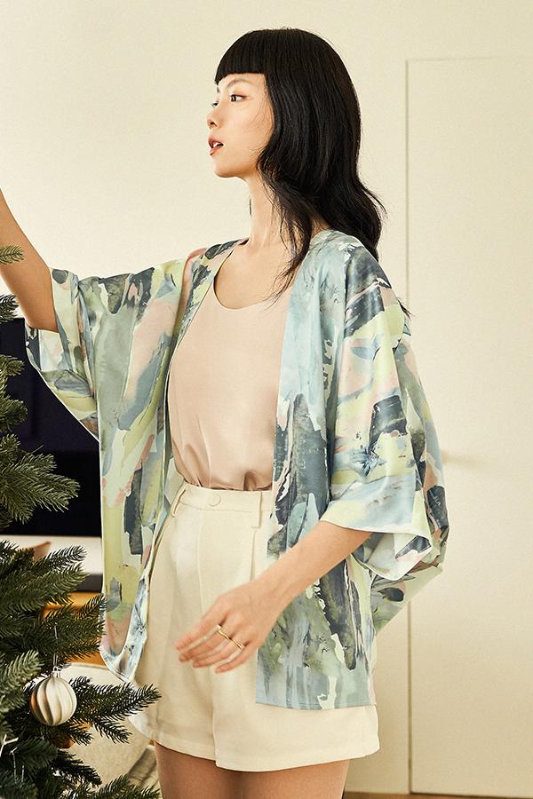 *Backorder* Tayla Kimono