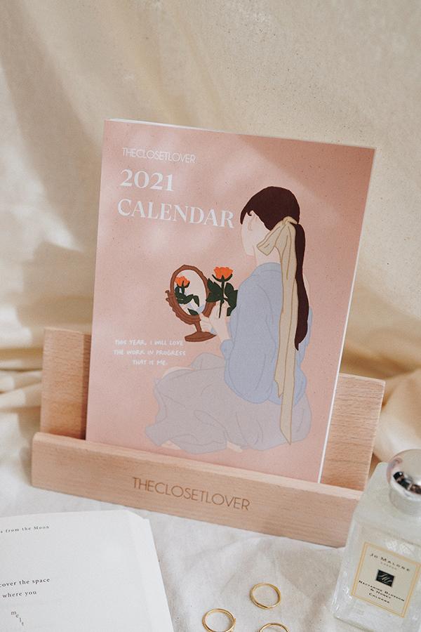 TCL 2021 Calendar