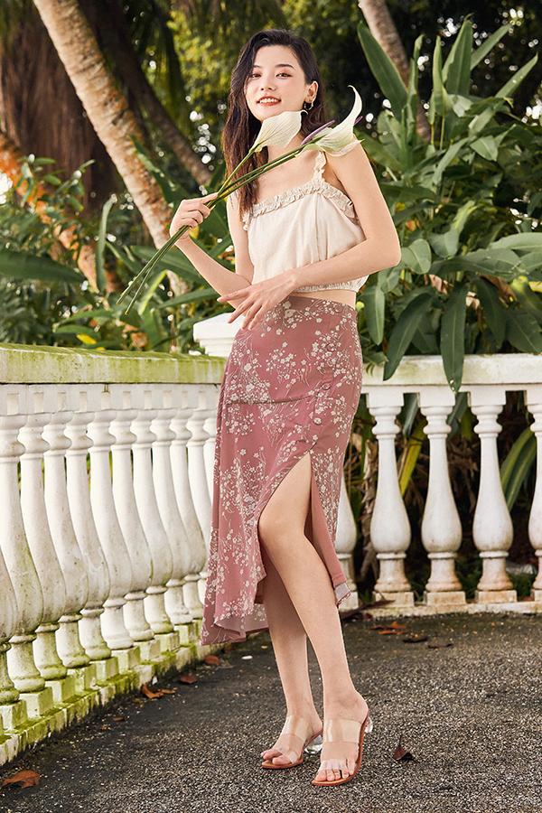 Corisa Midi Skirt