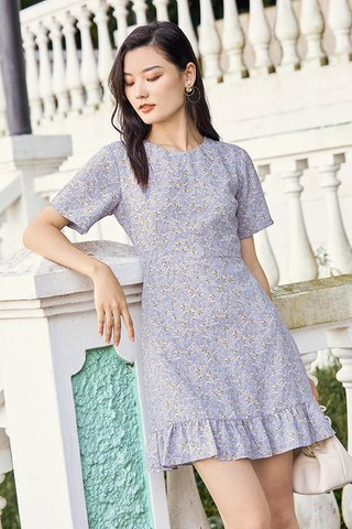 Rowella Dress in Lilac