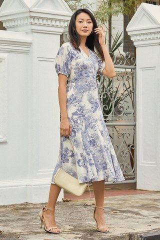 *Backorder* Blair Midi Dress
