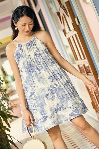 Blair Pleated Dress