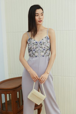 Kiran Embroidered Jumpsuit