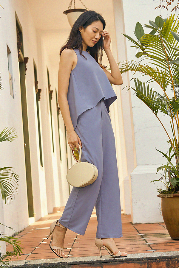 Carter Pants in Periwinkle