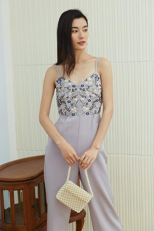 Kiran Embroidered Jumpsuit