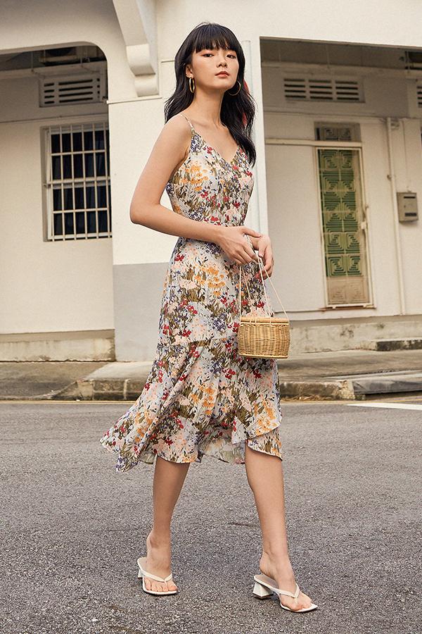 Kalla Midi Dress