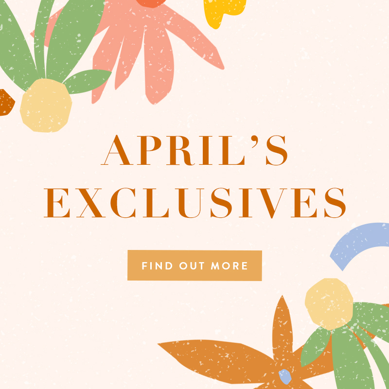 April 2020 Exclusives