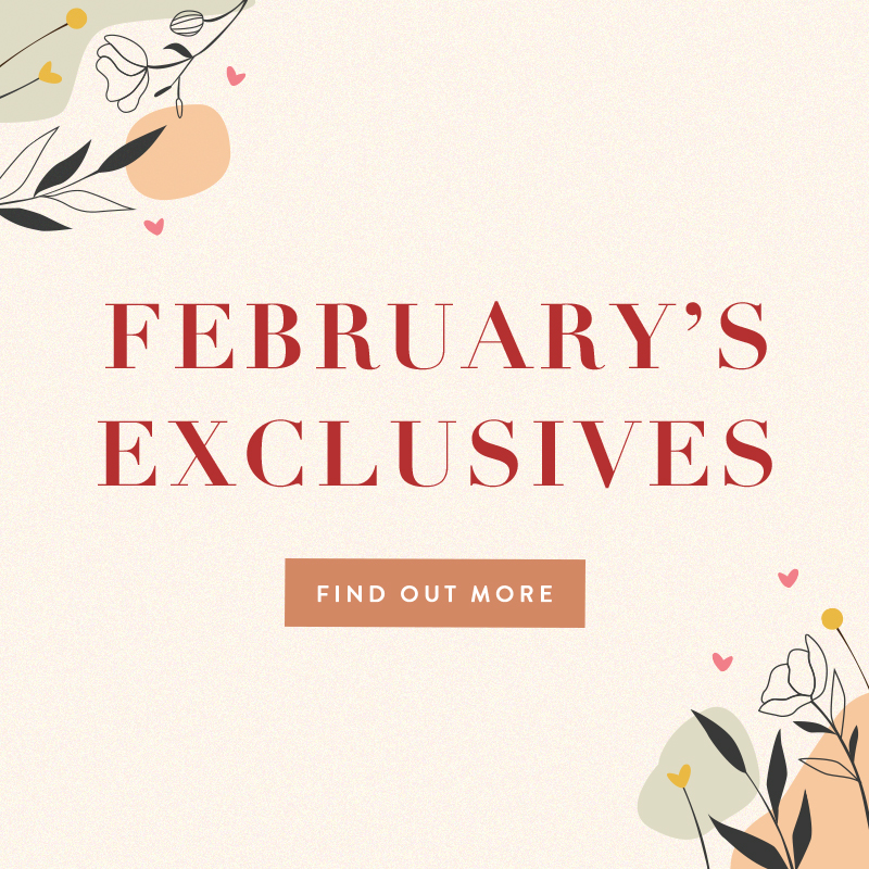 February 2020 Exclusives