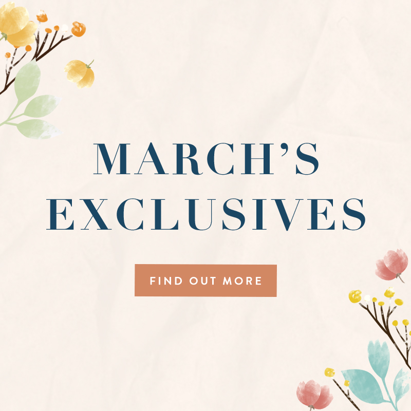 March 2020 Exclusives