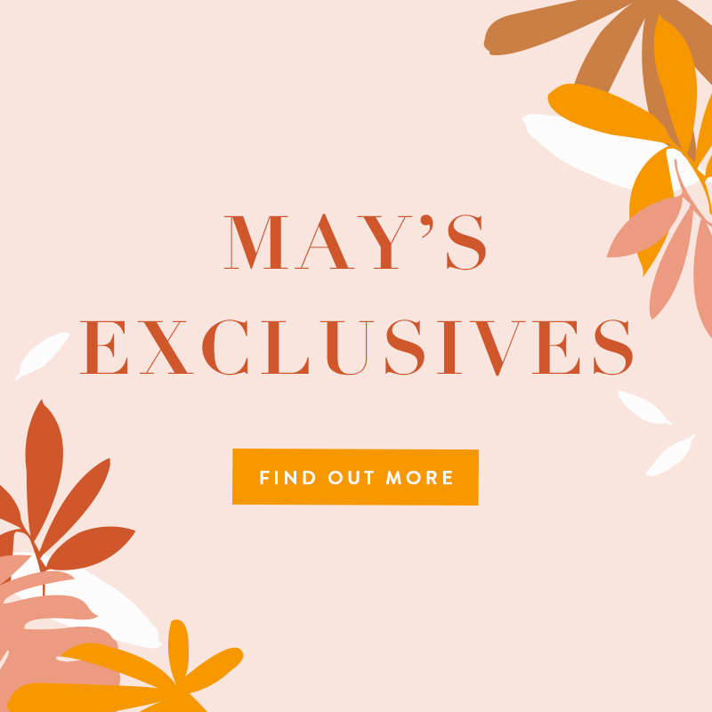 May 2019 Exclusives